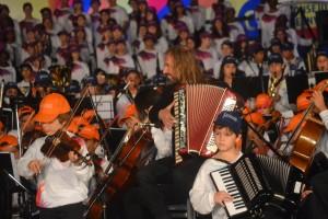 El futuro de la música mundial volvió a maravillar en las Cataratas del Iguazú