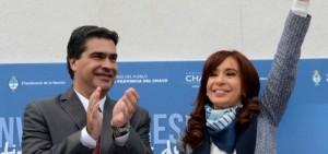 CFK anunció la primera soldadura de una nueva etapa del gasoducto NEA de la que se desprenderá el troncal a Misiones