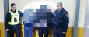 Capturaron a dos jóvenes con un arma de fuego en el centro posadeño
