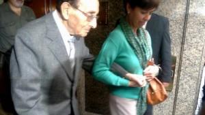 Con Fayt en la sala, la Corte ratificó la reelección de Lorenzetti como presidente hasta 2019