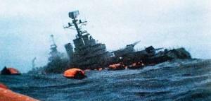 El Liceo Storni conmemora el hundimiento del Crucero General Belgrano durante la guerra de Malvinas