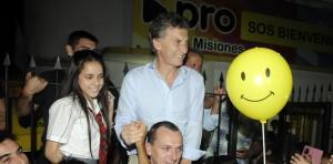 """Macri: """"Queremos que Misiones también se sume a esta propuesta de cambio"""""""
