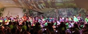El Iguazú en Concierto académico congregará a unos 300 chicos misioneros