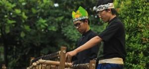 El Angklung, un instrumento de la cultura de Indonesia que sorprenderá en el VI Iguazú en Concierto