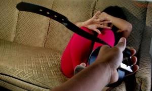 Detienen a una joven acusada de haber maltratado a sus hijos y golpeado a su propio padre