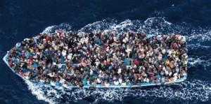Cerca de 5.000 inmigrantes y refugiados desembarcaron en Italia en las últimas 48 horas