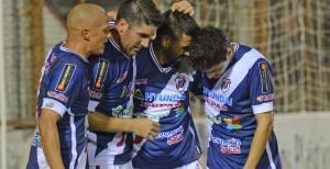 Guaraní le ganó 3 a 1 a Juventud Unida y cortó una racha de 8 partidos sin victorias
