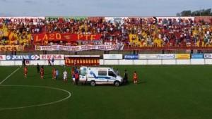 Por la muerte de Cristian Gómez, se suspendió Tigre-River