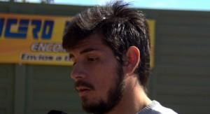 Martínez, el paraguayo que va recuperando terreno en Crucero del Norte