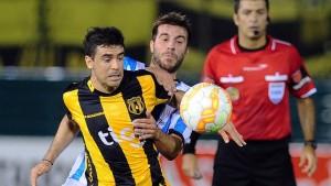 Racing no pudo sostener la igualdad y perdió con Guaraní por los cuartos