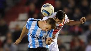 River y Racing, con la cabeza en la Libertadores, empataron en Núñez