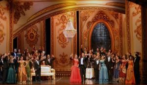 Hoy a las 20 La Traviata se presenta en el Teatro Lírico