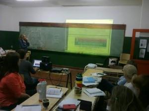 La mayoría de las escuelas misioneras debatió sobre el borrador del nuevo Estatuto Docente