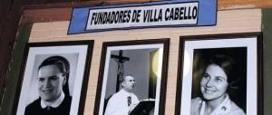 Con una misa en Acción de Gracias, el domingo celebrarán 42 años de la fundación de Villa Cabello