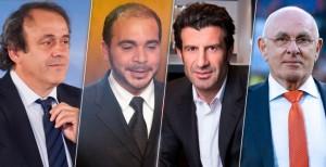 Éstos son los candidatos que buscan suceder a Joseph Blatter en la FIFA