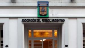 La AFA se despegó del escándalo de corrupción de la FIFA