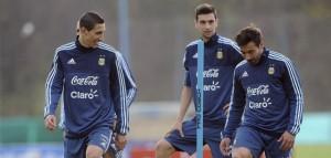 Copa América: Martino metería dos cambios y mantiene el esquema para enfrentar mañana a Uruguay
