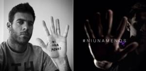 #NiUnaMenos: Messi y Del Potro dejaron sus mensajes de apoyo