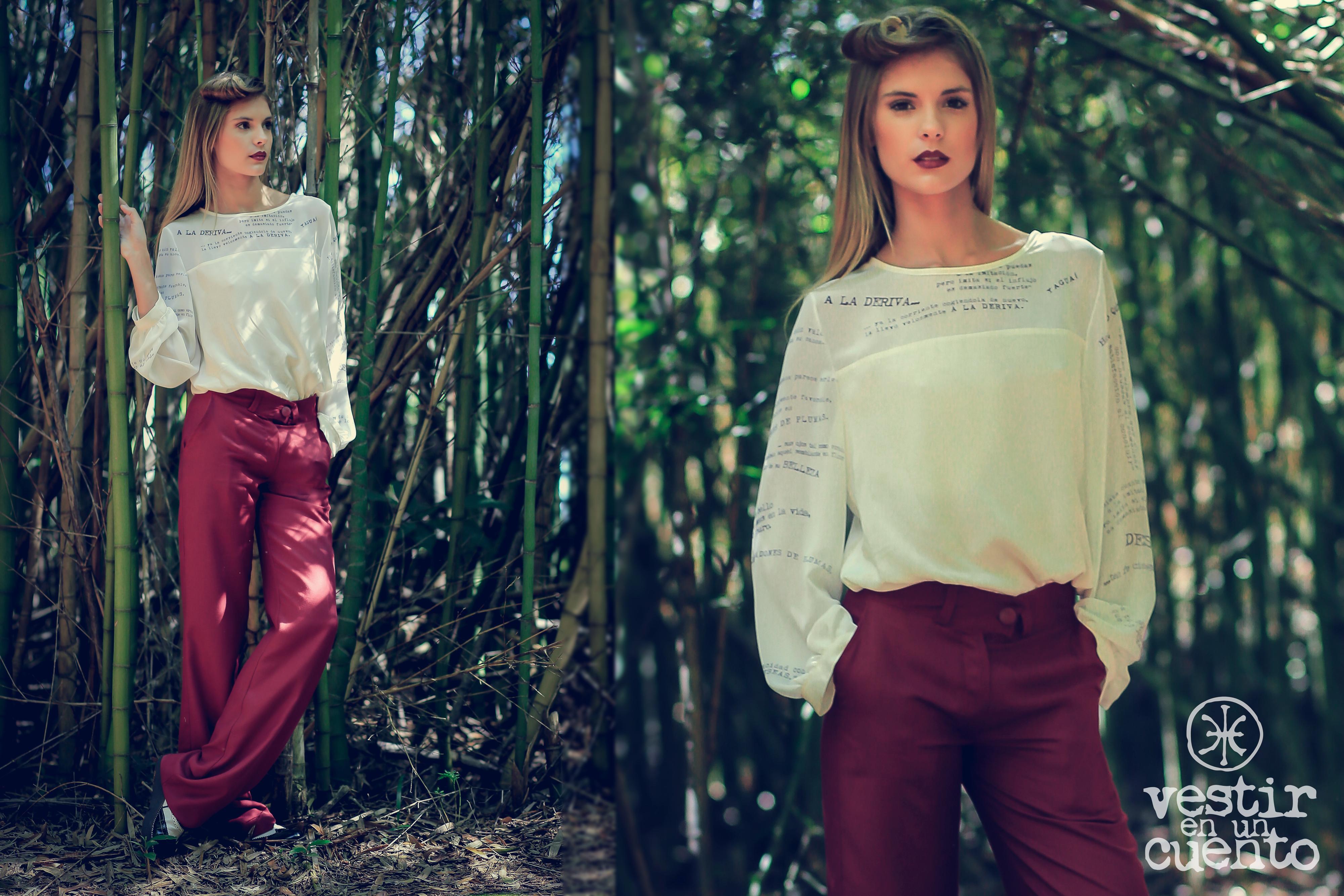 Erica Vega presentará su nueva colección de moda inspirada en Horacio Quiroga
