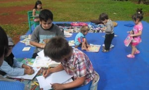 """Wanda: La Biblioteca """"Alma guaraní"""" es un medio a disposición de la comunidad"""