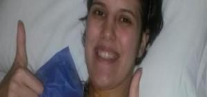 Hoy se podría saber si Stefania Vier puede recibir el alta médica