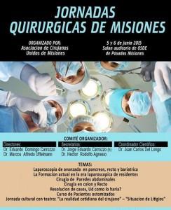 La cirugía bariátrica, entre los los temas de las Jornadas Quirúrgicas que se realizarán en Posadas