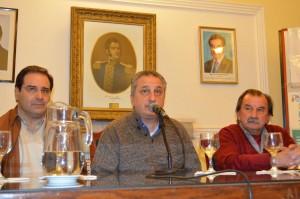 """""""La Agricultura Familiar devolvió la dignidad a miles de excluidos por la política de los '90"""", dijo Passalacqua"""