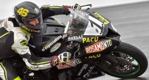 Motociclismo en La Pampa: Giordano fue segundo y los Silveira terminaron cuartos en la clasificación