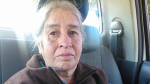 Policías buscan a familiares de una sexagenaria en Posadas