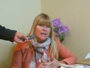 La diputada Leverberg denunció al piquetero Rubén Ortíz por violencia y discriminación