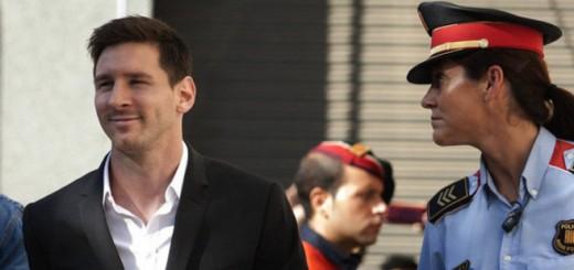 Messi irá a juicio en España por fraude impositivo