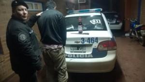 Once detenidos en Posadas, en su mayoría por ocasionar desorden y atemorizar a vecinos