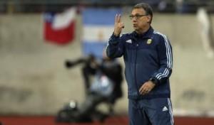 """Martino: """"No pudimos solucionar el cambio de sistema del rival"""""""