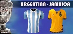Copa América: Argentina sin Agüero y con Messi, enfrenta a Jamaica para terminar primera en el grupo