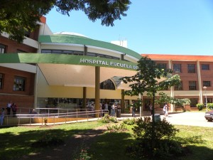 Hospital Escuela: se duplicó la atención ydisminuyeron 80 por ciento las derivaciones a otros centros asistenciales del país