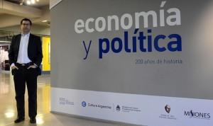 200 años. Zaiat presentó un recorrido por la historia de la economía argentina.