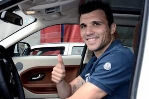 Bertolo se hizo la revisión médica y esta tarde firma el contrato