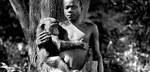 La historia del pigmeo que exhibían junto a monos en un zoológico de Estados Unidos