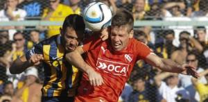 Central empató con Independiente y quedó a cuatro puntos del líder