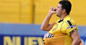 Crucero goleó 3-1 al Santo sanjuanino y se va al receso con esperanzas de que puede pelear por quedarse en Primera