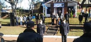 Inauguraron los comandos radioeléctricos de San Javier, El Soberbio y Santa Rita