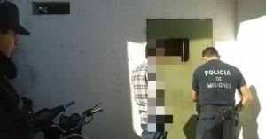 Policías detuvieron a tres hombres e incautaron documentaciones de identidad presuntamente apócrifas