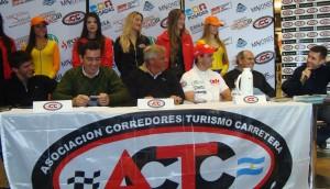 Con el campeón Rossi, se lanzó la carrera y este viernes empiezan a acelerar en el Rosamonte