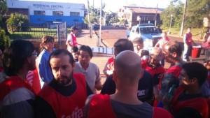 Obreros de La Arminda quieren formar una cooperativa para recuperar la fábrica
