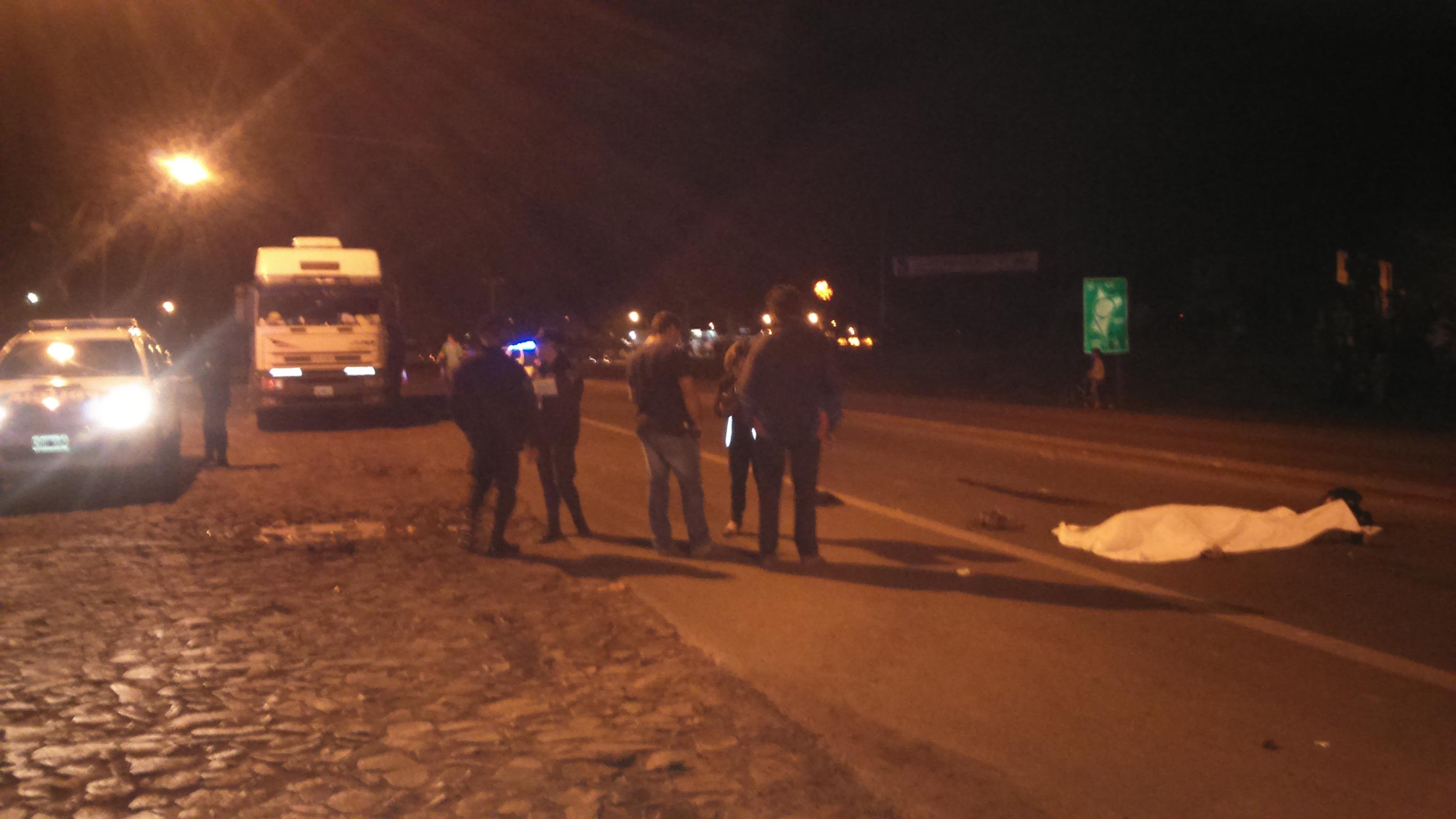 Motociclista falleció en un siniestro vial en Oberá