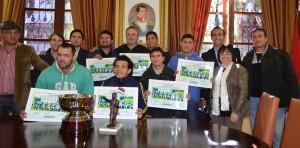 Deporte integrador: Passalacqua recibió a preseleccionados para el equipo nacional de sordos e hipoacúsicos