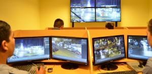 Presentaron el sistema de cámaras de seguridad en Oberá