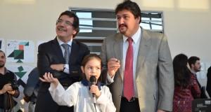 Closs y Sileoni inauguraron el Instituto de Formación Docente de Oberá