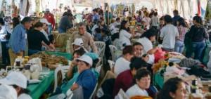 Unas 40 mil personas concurrieron este fin de semana al 3° Encuentro Nacional de Feria Franca en Oberá