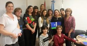 Embajadoras, ministras y destacadas diplomáticas visitaron la Universidad de la Cuenca del Plata